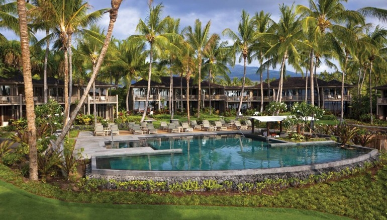 Four Seasons, Hualalai, Hawaii