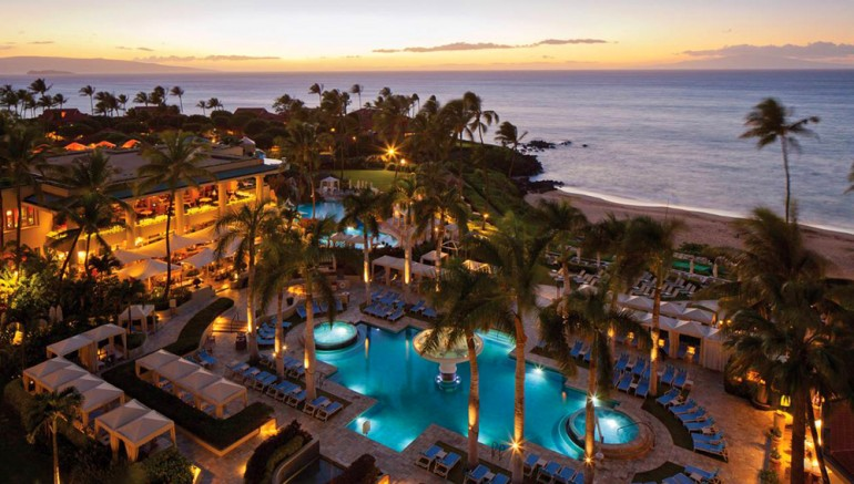 Four Seasons Resort, Maui at Wailea, Hawaii