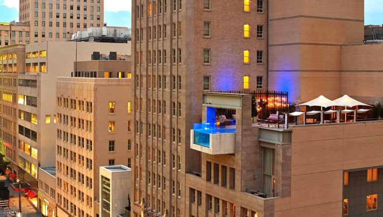 The Joule Hotel, Dallas, Texas
