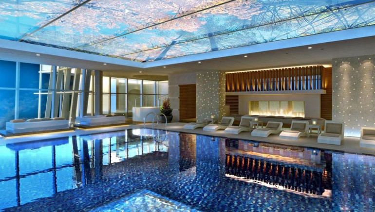 TheRitz Carlton,HongKong