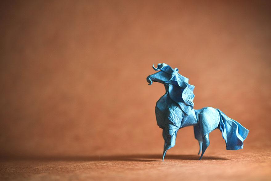 origami at