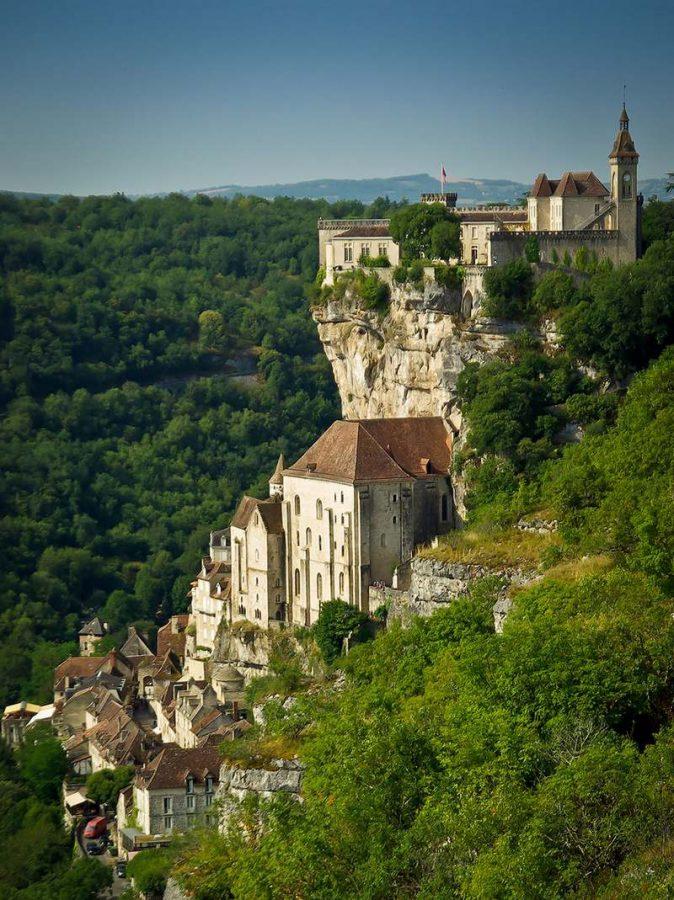 Rocamadour, Fransa