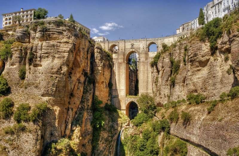 Ronda, İspanya