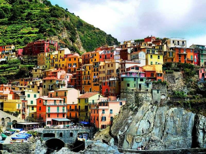 Vernazza,İtalya