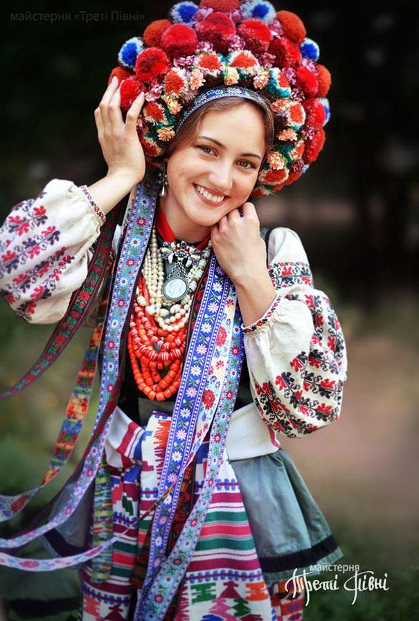 Ukrayna milli kıyafetleri