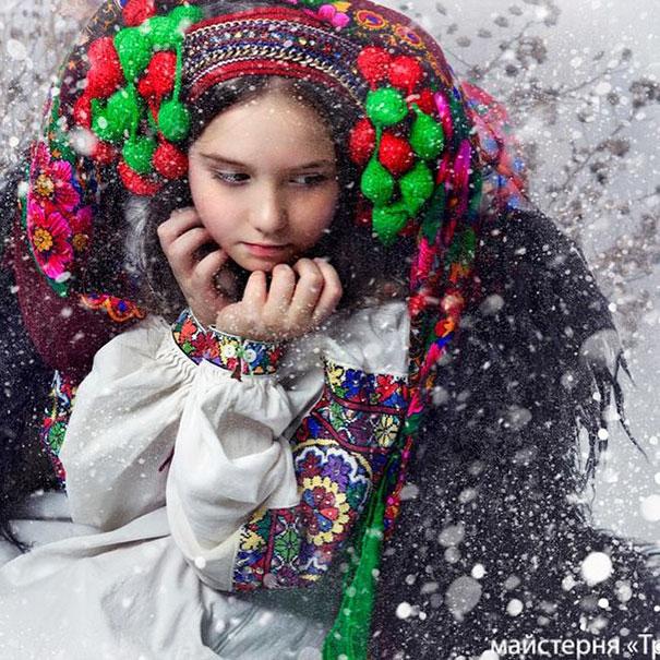 Ukrayna geleneksel kıyafeti