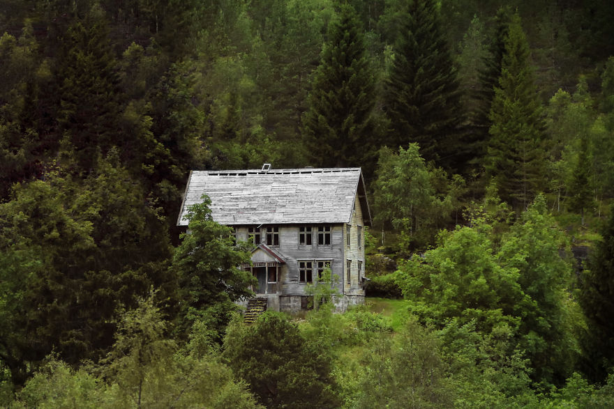 norvec bir ev