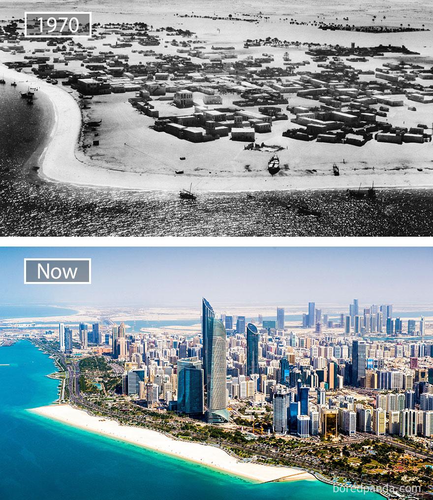 Abu Dabi, Birleşik Arap Emirlikleri
