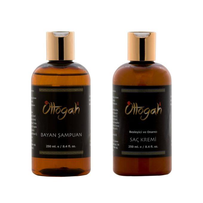 Ottogah Bayan Şampuan ve Saç Kremi