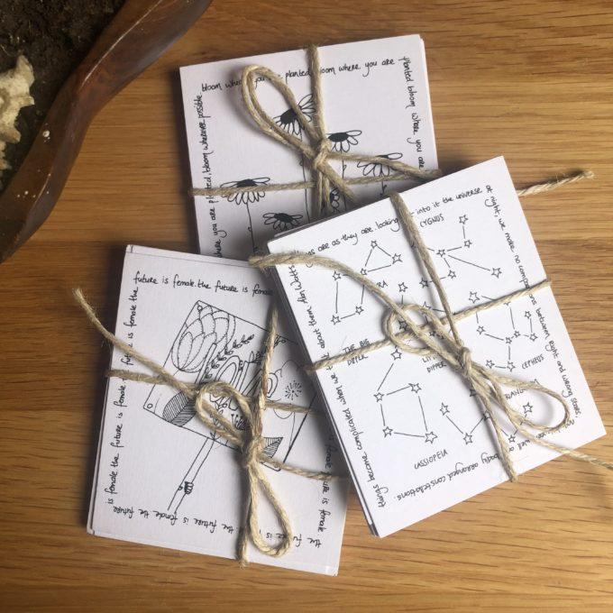 hediye not kagidi - kart - davetiye - seza aslanbas (2)