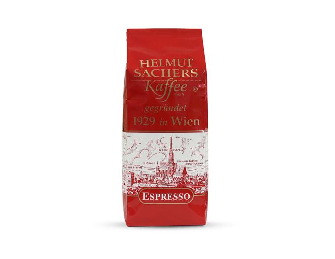 helmut sachers kaffee_espresso_250gr