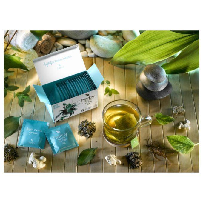 herby detox tea