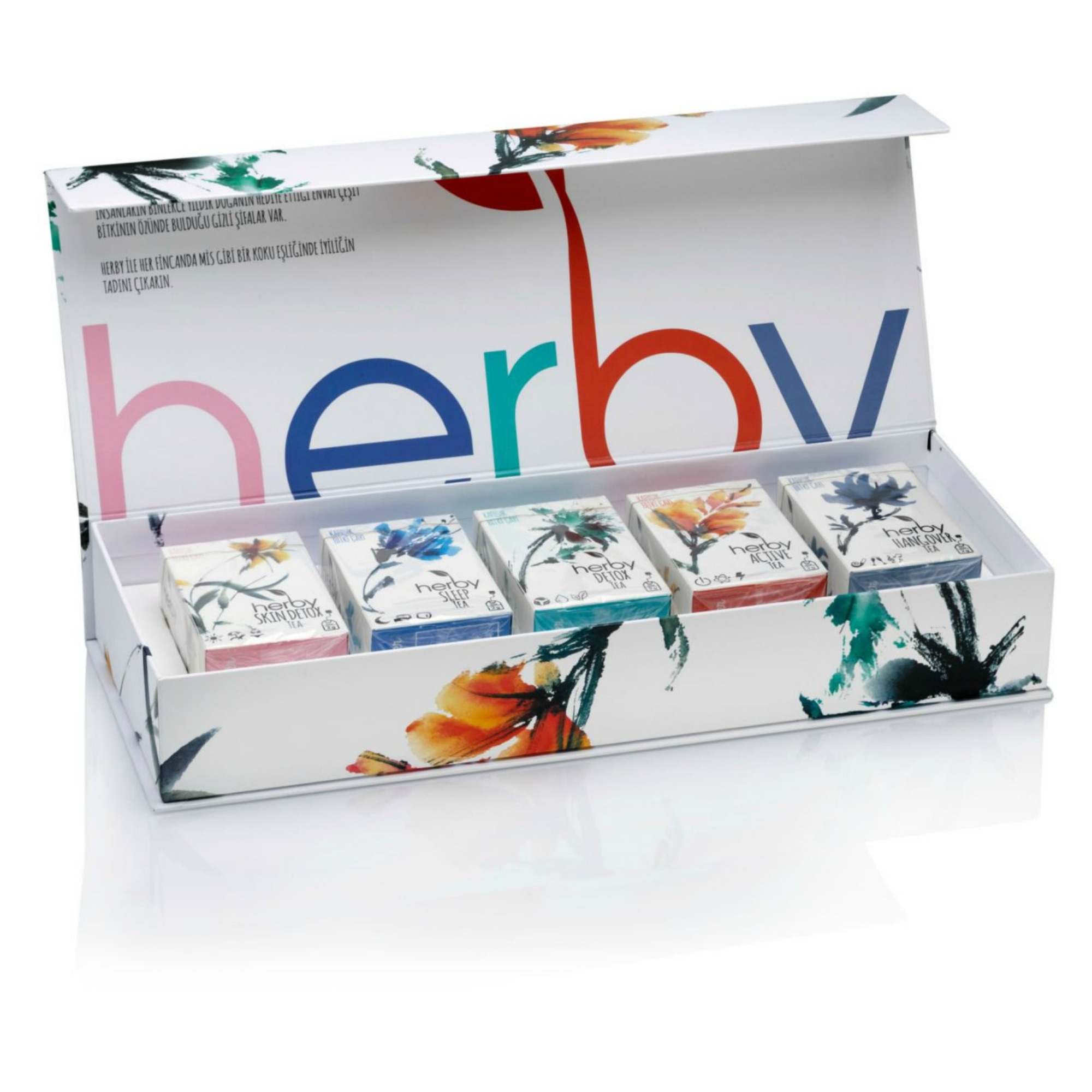 herby gift box