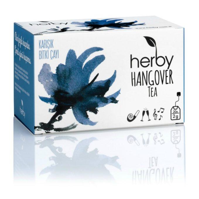 herby hangover tea
