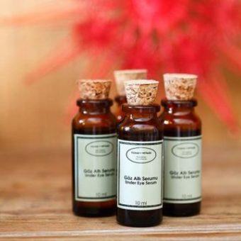 Gözaltı Serumu - 15 ml - Homemade Aromaterapi