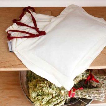 Buğday-Lavanta- Adaçayı Karın Yastıkları - Homemade Aromaterapi