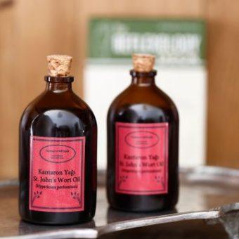 Sarı Kantaron Yağı - 110 ml - Homemade Aromaterapi