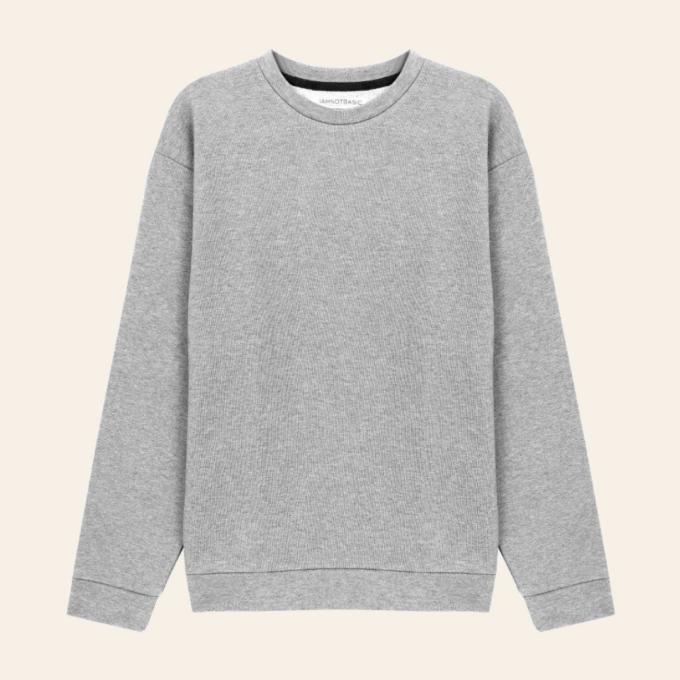 sweatshirt-erkek-sweatshirt-iamnotbasic-gri-melanj