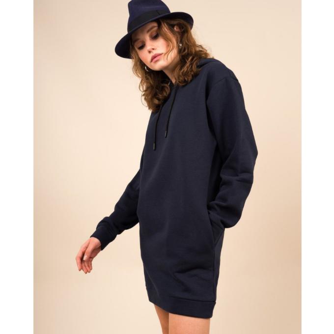 hoodie-elbise-kadin-sweatshirt-iamnotbasic-lacivert