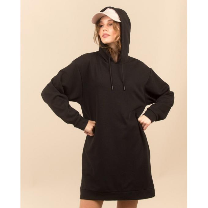 hoodie-elbise-kadin-sweatshirt-iamnotbasic-siyah