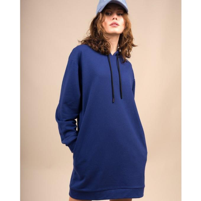 hoodie-elbise-kadin-sweatshirt-iamnotbasic-saks-mavisi