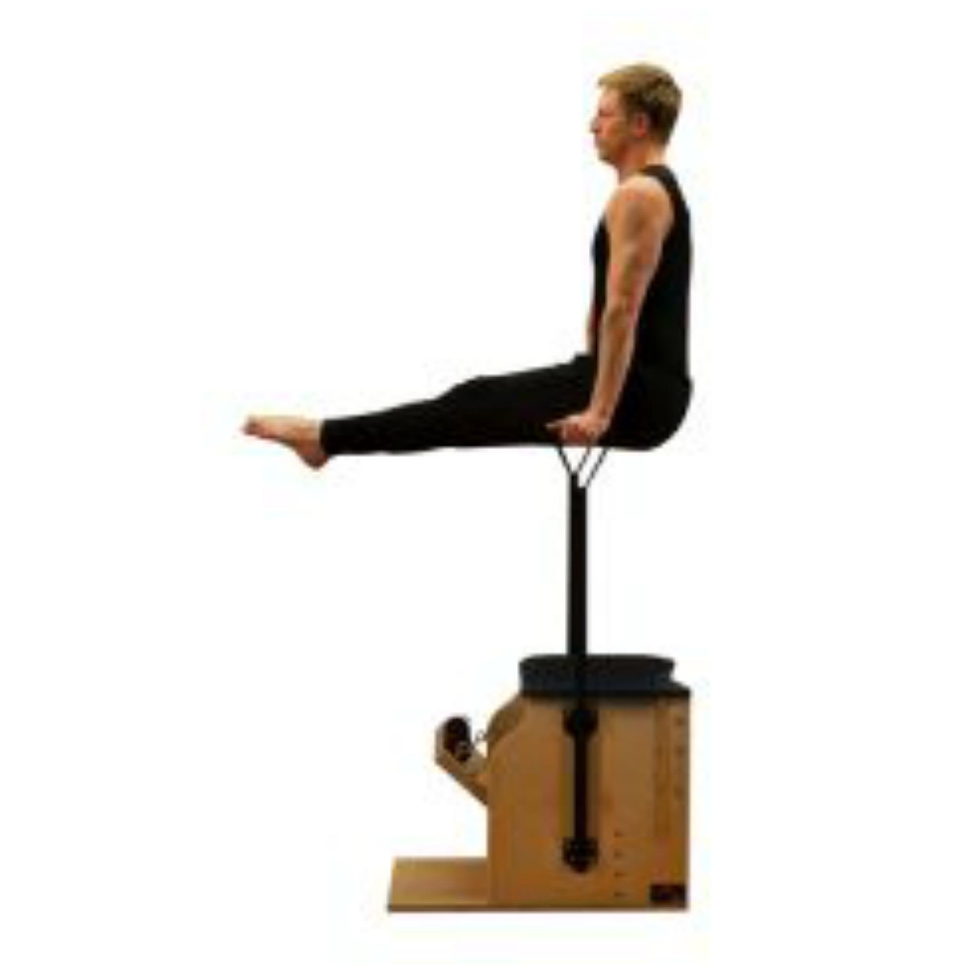 Pilates Combo Pilates Chair Pre Built: High/Low Combo Chair Pilates Cihazı