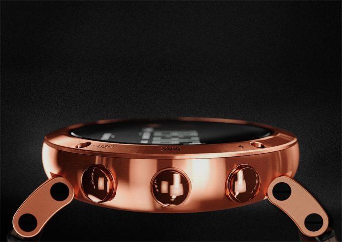 suunto core essential copper ss resim