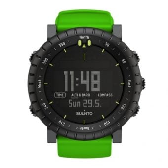 suunto core green crush