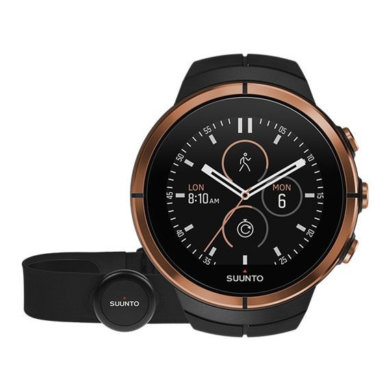 suunto spartan ultra copper special edition hr ss resim