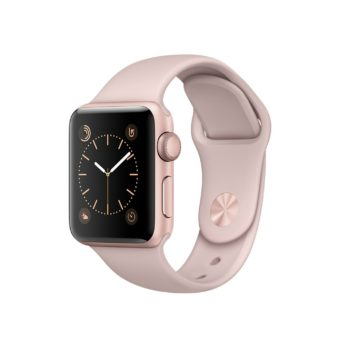 Apple Watch Series   mm Roze Altin Rengi Aluminyu