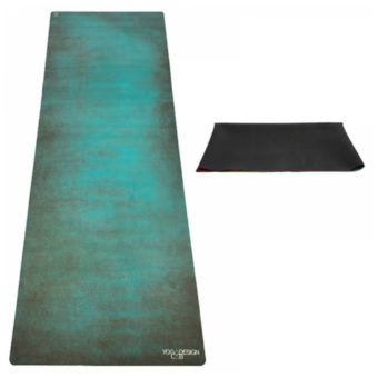 aegean travel yoga mat