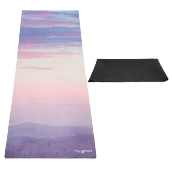 breathe travel yoga mat