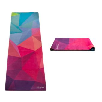 geo travel yoga mat