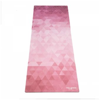 tribeca ruby combo yoga mat