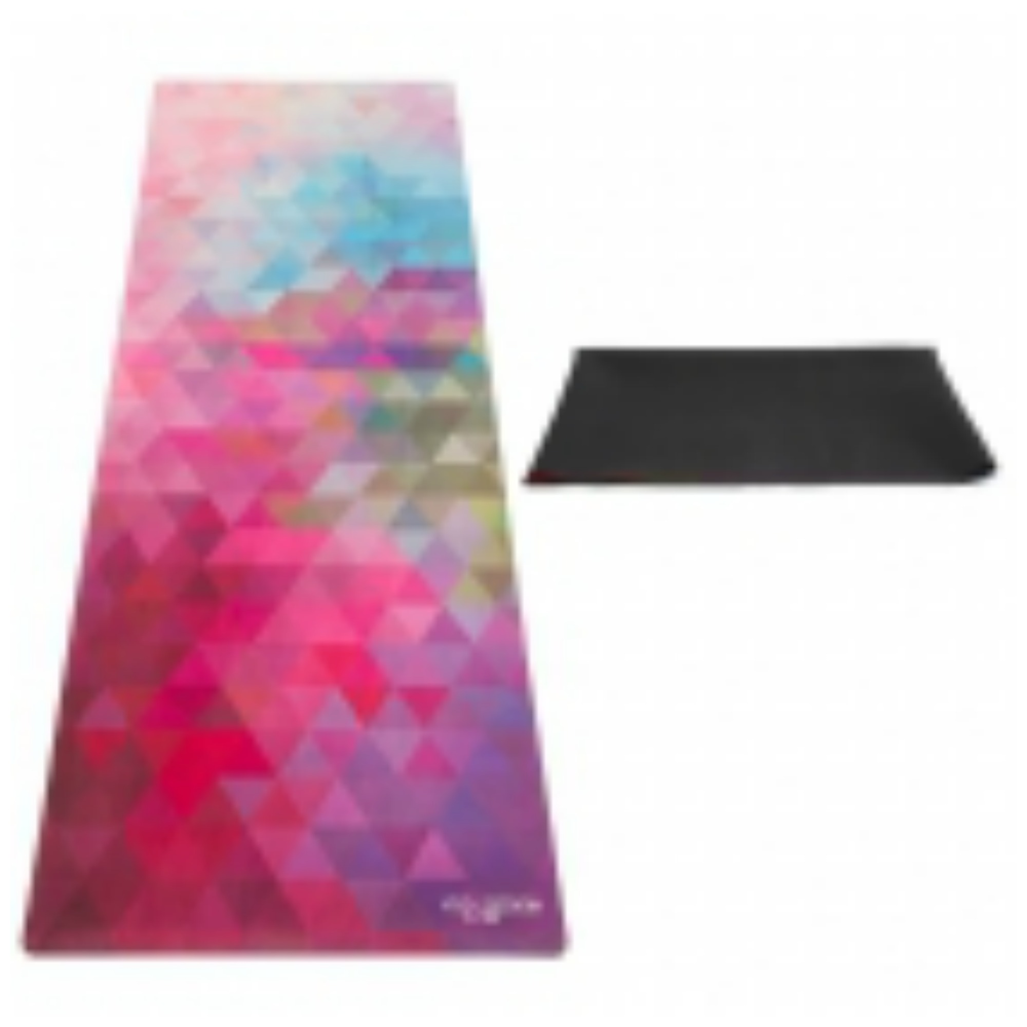 tribeca sand travel yoga mat