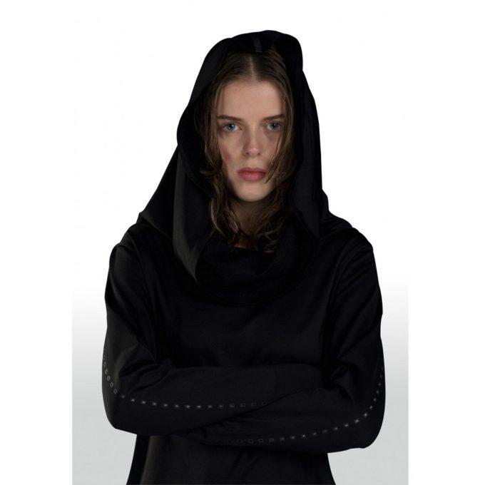 yorstruly - vader sweatshirt siyah (1)