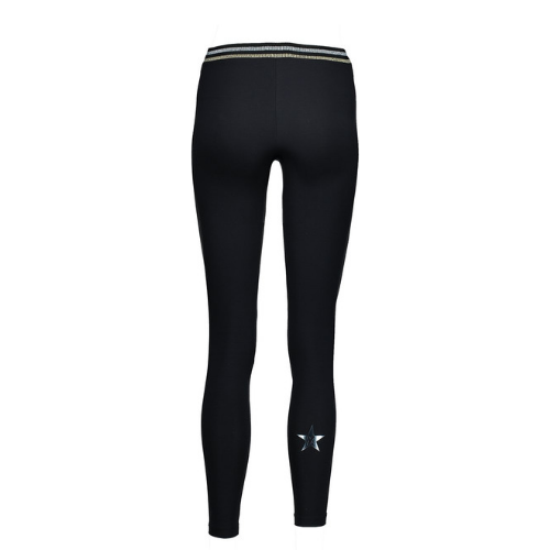 yorstruly glitz legging metallic black 4