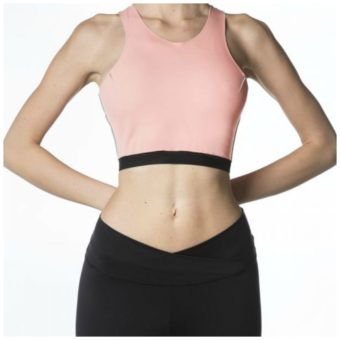 Yorstruly Surfer Top (Peach)
