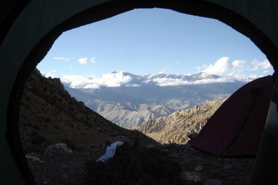 Paa, Mustang, Nepal