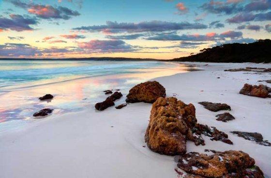 Avusturalya, Hyams Plajı (Fotoğraf: Leah-Anne Thompson/Shutterstock)