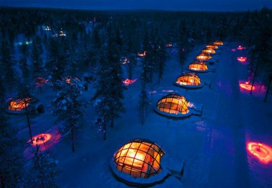 Iglo Otel, Finlandiya
