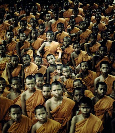 Budist keşişler, Ağustos 2011