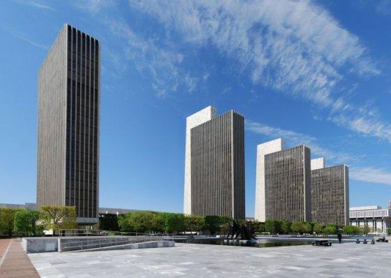 Empire State Plaza, Albany, New York