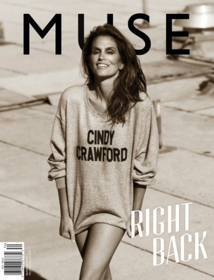 Muse - Cindy Crawford