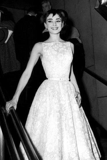 Audrey Hepburn, Academy Awards Ödül Töreni, 1954