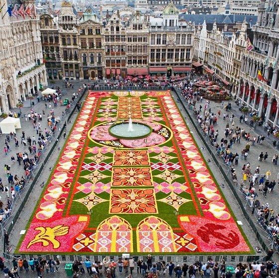 Meydan, Brüksel