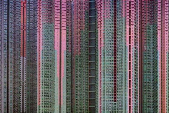 Hong Kong - Micheal Wolf
