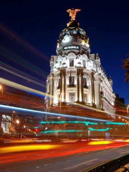 Metropolis binası, Madrid