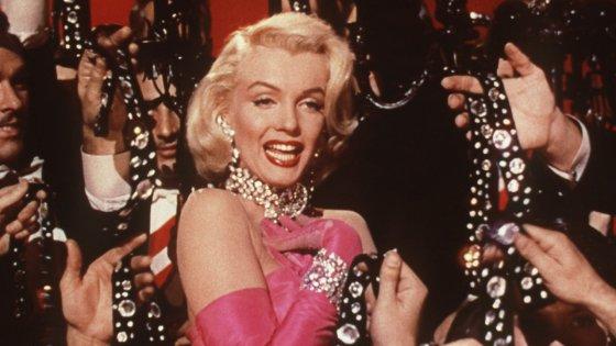 Marilyn Monroe - Gentlemen Prefer Blondes