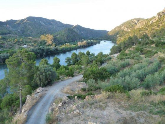 Ebro in Spain